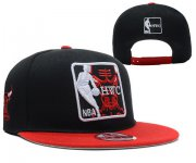 Wholesale Cheap NBA Chicago Bulls Snapback Ajustable Cap Hat YD 03-13_55