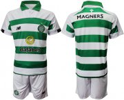 Wholesale Cheap Celtic Blank Home Soccer Club Jersey