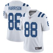 Wholesale Cheap Nike Colts #88 Marvin Harrison White Youth Stitched NFL Vapor Untouchable Limited Jersey