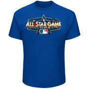 Wholesale Cheap 2020 MLB All-Star Game Big & Tall T-Shirt Royal