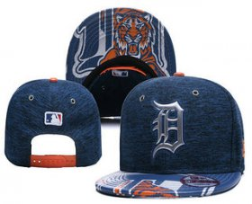 Wholesale Cheap MLB Detroit Tigers Snapback Ajustable Cap Hat YD