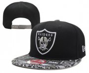 Wholesale Cheap Oakland Raiders Snapbacks YD007