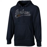 Wholesale Cheap Old Time Hockey Buffalo Sabres Hudson Pullover Hoodie Navy Blue