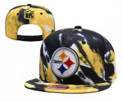 Wholesale Cheap NFL Pittsburgh Steelers Camo Hats