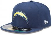 Wholesale Cheap Los Angeles Chargers fitted hats 04