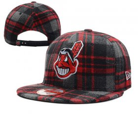 Wholesale Cheap Cleveland Indians Snapbacks YD003