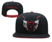 Wholesale Cheap Chicago Bulls Snapback Snapback Ajustable Cap Hat 1