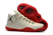 Wholesale Cheap Jordan Super.Fly 6 Shoes White/Black-Red