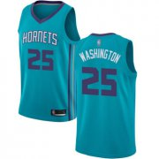 Wholesale Cheap Hornets #25 PJ Washington Teal Basketball Jordan Swingman Icon Edition Jersey
