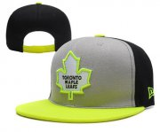 Wholesale Cheap Toronto Maple Leafs Snapbacks YD008
