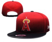 Wholesale Cheap MLB Los Angeles Angels of Anaheim Snapback Ajustable Cap Hat