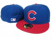 Wholesale Cheap Chicago Cubs fitted hats 05