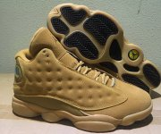 Wholesale Cheap Air Jordan 13 Wheat Tan/Black