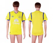 Wholesale Cheap Everton Blank Sec Away Soccer Club Jersey