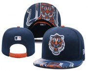 Wholesale Cheap Detroit Tigers Snapback Ajustable Cap Hat YD