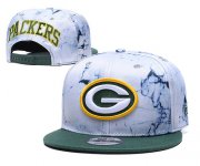 Wholesale Cheap Packers Team Logo Smoke Green Adjustable Hat TX