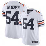 Wholesale Cheap Nike Bears #54 Brian Urlacher White Men's 2019 Alternate Classic Retired Stitched NFL Vapor Untouchable Limited Jersey