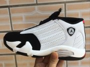 Wholesale Cheap Air Jordan 14 Retro Shoes White/black