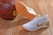 Wholesale Cheap Nike Kobe 11 AD Shoes White Gold