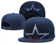 Wholesale Cheap NFL Dallas Cowboys Team Logo Snapback Adjustable Hat LT17