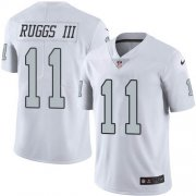 Wholesale Nike Raiders #21 Gareon Conley White Men's Stitched NFL Limited Rush Jersey