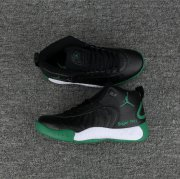Wholesale Cheap Jordan Jumpman Pro Shoes Black/Green-White
