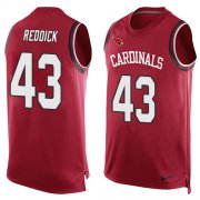 Wholesale Cheap Nike Cardinals #43 Haason Reddick Red Team Color Men's Stitched NFL Limited Tank Top Jersey