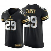 Wholesale Cheap San Francisco 49ers #29 Jaquiski Tartt Men's Nike Black Edition Vapor Untouchable Elite NFL Jersey