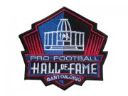 Wholesale Cheap Stitched NFL Pro Football Hall of Fame Patch