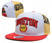 Wholesale Cheap NBA Houston Rockets Snapback Ajustable Cap Hat XDF 028