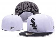 Wholesale Cheap Chicago White Sox fitted hats 12