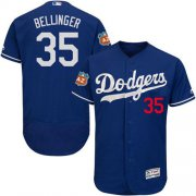 Wholesale Cheap Dodgers #35 Cody Bellinger Blue Flexbase Authentic Collection Stitched MLB Jersey