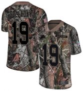 Wholesale Cheap Nike Lions #19 Kenny Golladay Camo Youth Stitched NFL Limited Rush Realtree Jersey
