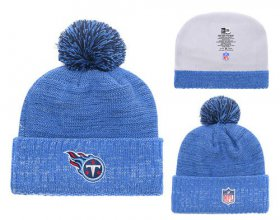 Wholesale Cheap NFL Tennessee Titans Logo Stitched Knit Beanies 008
