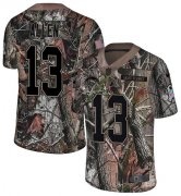 Wholesale Cheap Nike Chargers #13 Keenan Allen Camo Men's Stitched NFL Limited Rush Realtree Jersey