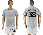 Wholesale Cheap Manchester United #38 Tuanzebe Sec Away Soccer Club Jersey