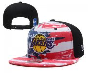 Wholesale Cheap NBA Los Angeles Lakers Snapback Ajustable Cap Hat XDF 029
