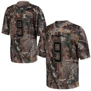 Wholesale Cheap Nike Cowboys #9 Tony Romo Camo Men's Stitched NFL Realtree Elite Jersey