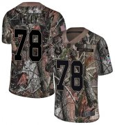 Wholesale Cheap Nike Colts #78 Ryan Kelly Camo Youth Stitched NFL Limited Rush Realtree Jersey