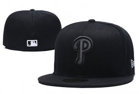 Wholesale Cheap Philadelphia Phillies fitted hats 04