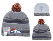 Wholesale Cheap Denver Broncos Beanies YD022