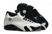 Wholesale Cheap Air Jordan 14 Oxidized White/Black