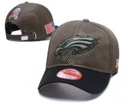 Wholesale Cheap NFL Philadelphia Eagles Stitched Snapback Hats 058
