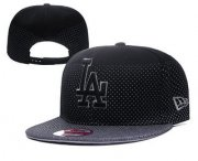 Wholesale Cheap MLB Los Angeles Dogers Snapback Ajustable Cap Hat 10