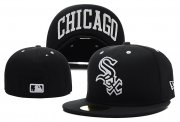 Wholesale Cheap Chicago White Sox fitted hats 04