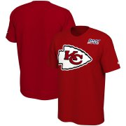 Wholesale Cheap Kansas City Chiefs Nike Primary Logo Legend NFL 100 Performance T-Shirt Red