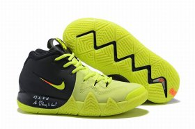 Wholesale Cheap Nike Kyire 4 Fluorescent Green Black Fluorescent Green-logo
