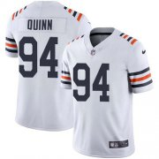 Wholesale Cheap Nike Bears #94 Robert Quinn White Men's 2019 Alternate Classic Stitched NFL Vapor Untouchable Limited Jersey