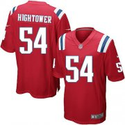 Wholesale Cheap Nike Patriots #54 Dont'a Hightower Red Alternate Youth Stitched NFL Elite Jersey