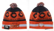 Wholesale Cheap Chicago Bears Beanies YD007